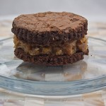 munchie german chocolate brownie