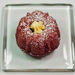 ruby red velvet munchie pound cake